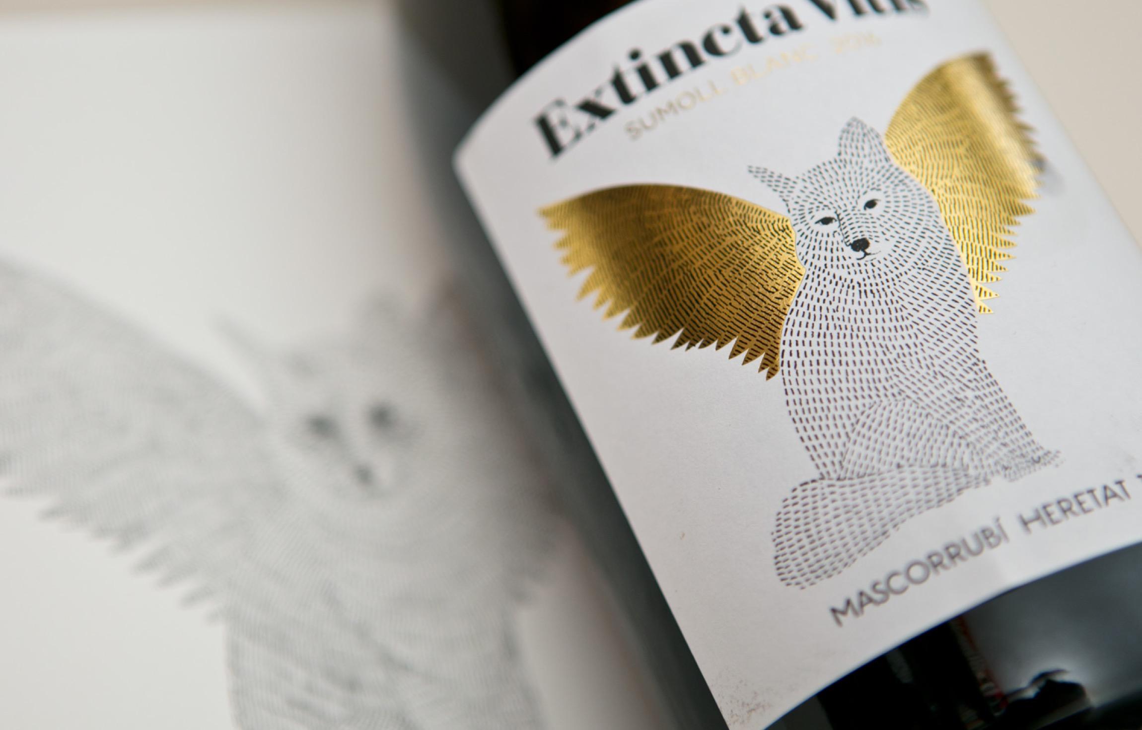 extincta victis - heretat mas corrubi